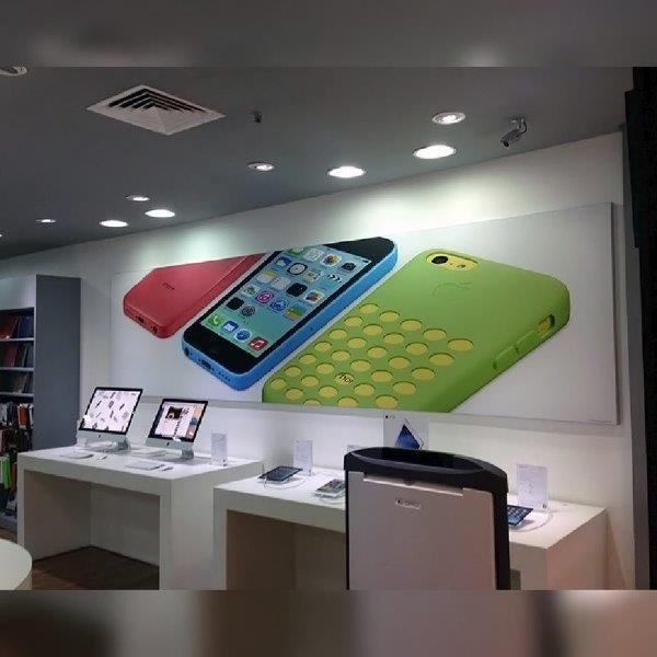 Comunicação visual para lojas